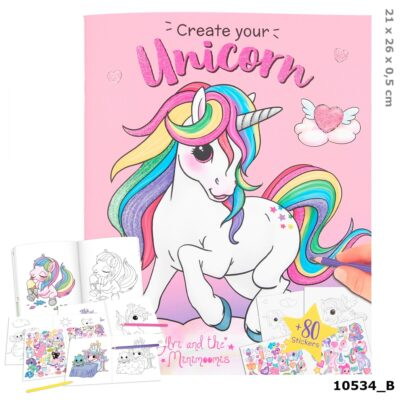 Ylvi Cuaderno Create your Unicorn