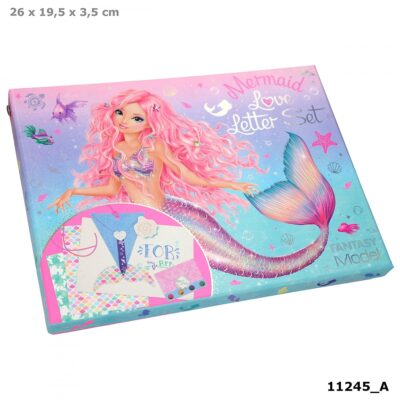 Fantasy Model Love Letter Set MERMAID