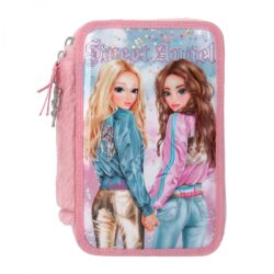 TOPModel Estuche triple KITCHY ANGEL