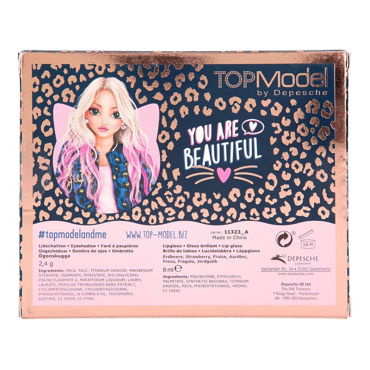 TOPModel Set de belleza LEO LOVE