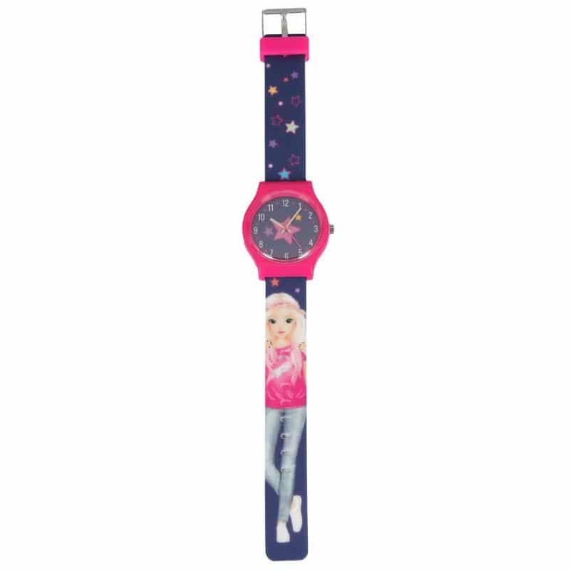 TOPModel Reloj De Pulsera De Silicona – Fucsia