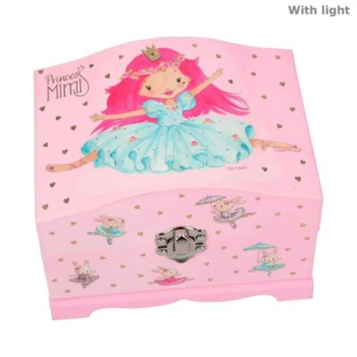 Princess Mimi Mini Magic-Scratch Book